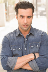 Actor Vincent Oshana