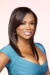 Actor Kandi Burruss