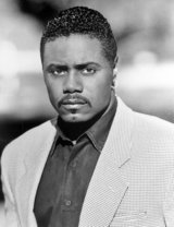 Actor Reginald T. Dorsey