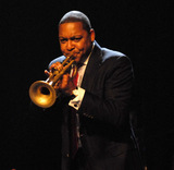 Actor Wynton Marsalis