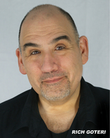 Actor Richard Goteri