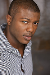Actor Edwin Hodge