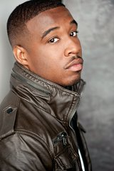 Actor Rickey Chaney