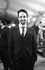 Actor Lin-Manuel Miranda