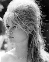 Actor Brigitte Bardot