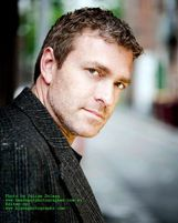 Actor Mark Redpath