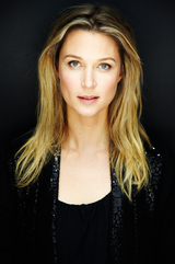 Actor Erin Dewar
