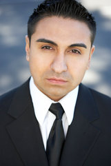 Actor Andrew Aguilar
