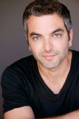 Actor Benjamin Mathes