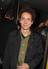Actor Malcolm Gladwell