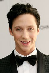 Actor Johnny Weir