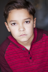 Actor Pierce Gagnon