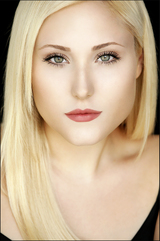 Actor Hayley Hasselhoff
