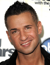 Actor Mike Sorrentino