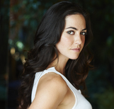Actor Kimberly Laferriere