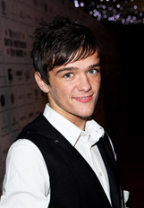 Actor George Sampson