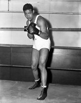 Actor Joe Louis