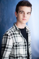 Actor Connor Beardmore