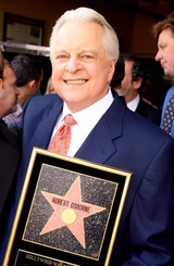 Actor Robert Osborne