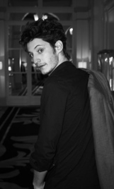 Actor Pierre Niney