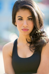 Actor Chrissie Fit