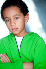 Actor Gabreon Womack