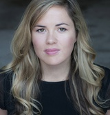Actor Kate McGill