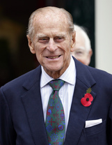 Actor Prince Philip