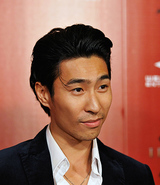 Actor Chris Pang