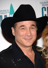 Actor Clint Black