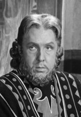Actor Frank Thring