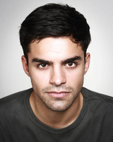 Actor Sean Teale