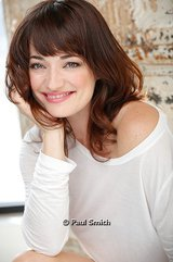 Actor Laura Michelle Kelly