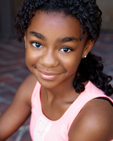 Actor Jayla Calhoun