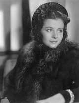 Actor Margaret Lockwood