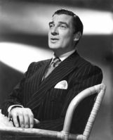 Actor Walter Pidgeon