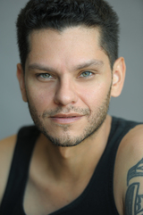 Actor Daniel Louis Rivas