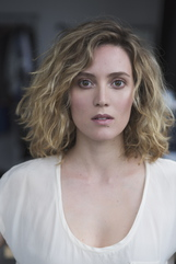 Actor Evelyne Brochu