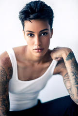 Actor AzMarie Livingston