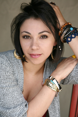 Actor Leana Chavez