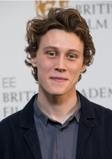 Actor George MacKay