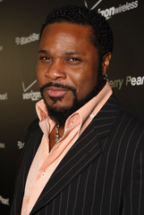 Actor Malcolm-Jamal Warner