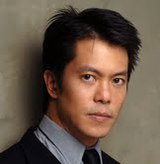 Actor Byron Mann