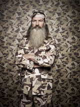 Actor Phil Robertson