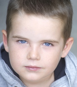 Actor Flynn Morrison