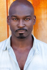 Actor Isaiah Johnson