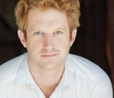 Actor Christopher Wallinger