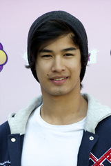 Actor Jordan Rodrigues