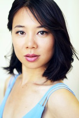Actor Aileen Huynh