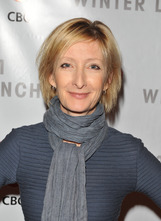 Actor Sheila McCarthy